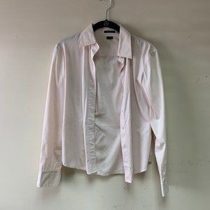 Theory button down